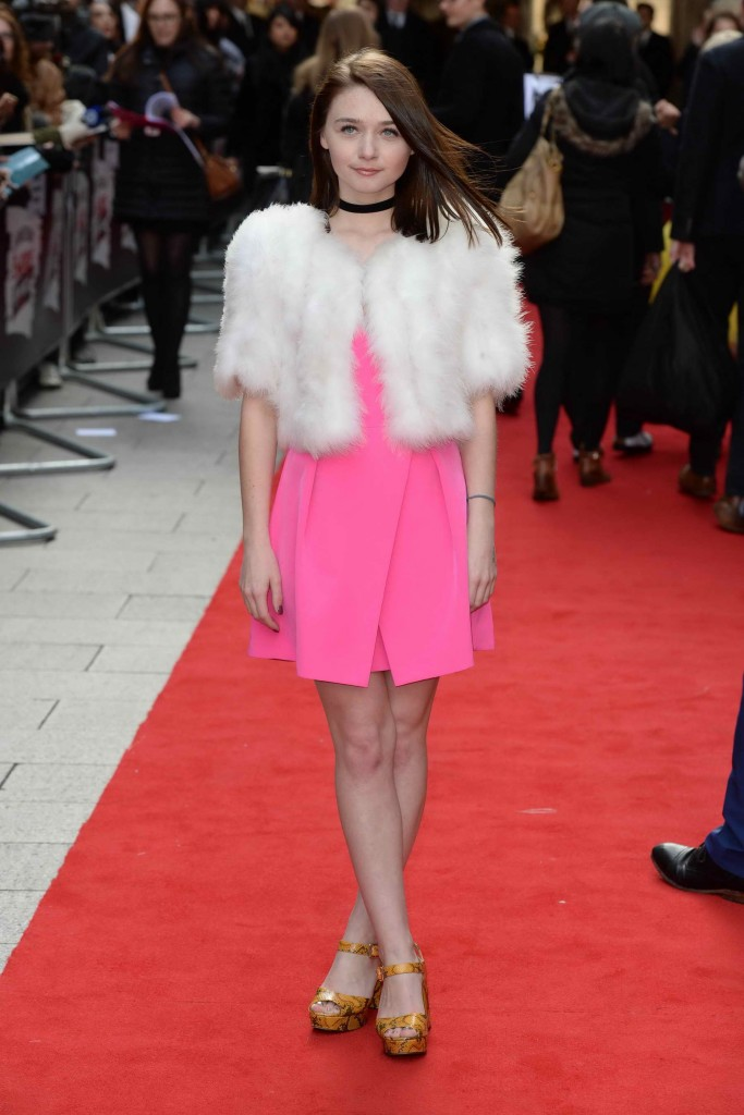 Jessica Barden at the Jameson Empire Awards 2016 in London-4