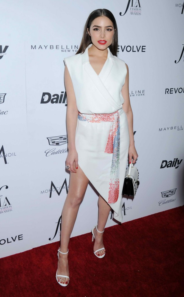 Olivia Culpo at The Daily Front Row Fashion Los Angeles Awards in West Hollywood-1