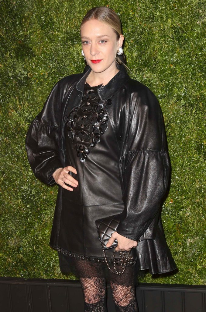 Chloe Sevigny at the 11th Annual Chanel Tribeca Film Festival Artists Dinner in New York City-1