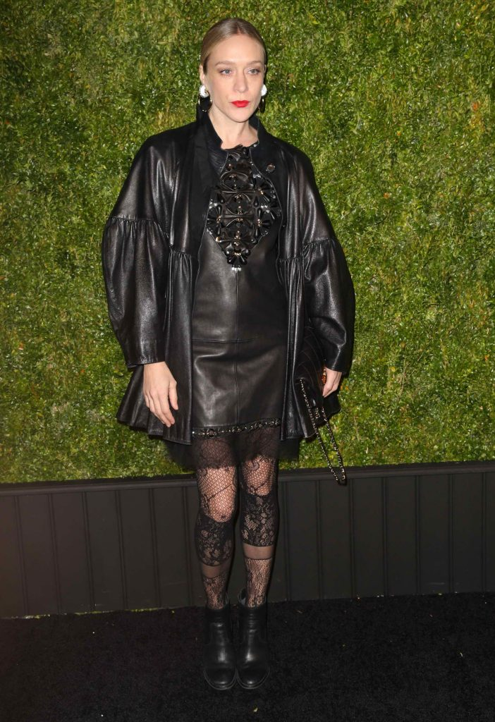 Chloe Sevigny at the 11th Annual Chanel Tribeca Film Festival Artists Dinner in New York City-2