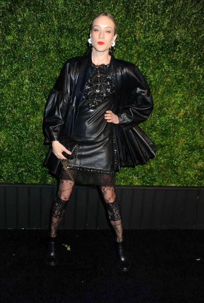 Chloe Sevigny at the 11th Annual Chanel Tribeca Film Festival Artists Dinner in New York City-3