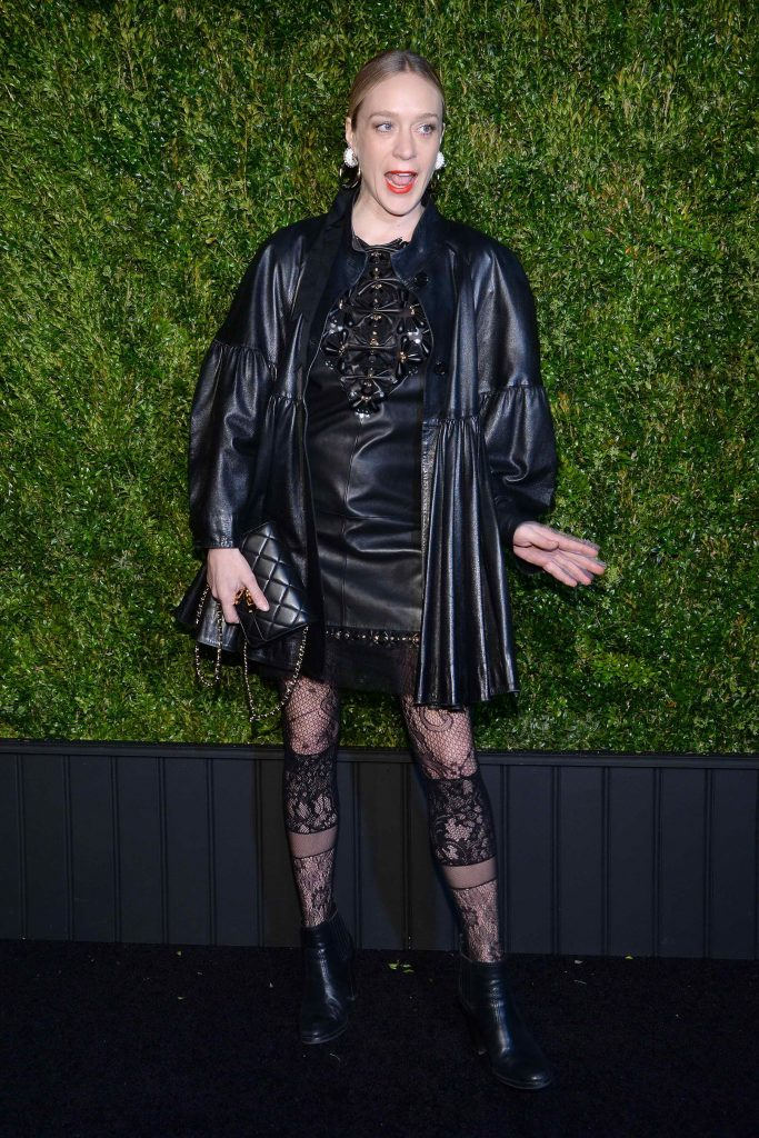 Chloe Sevigny at the 11th Annual Chanel Tribeca Film Festival Artists Dinner in New York City-5