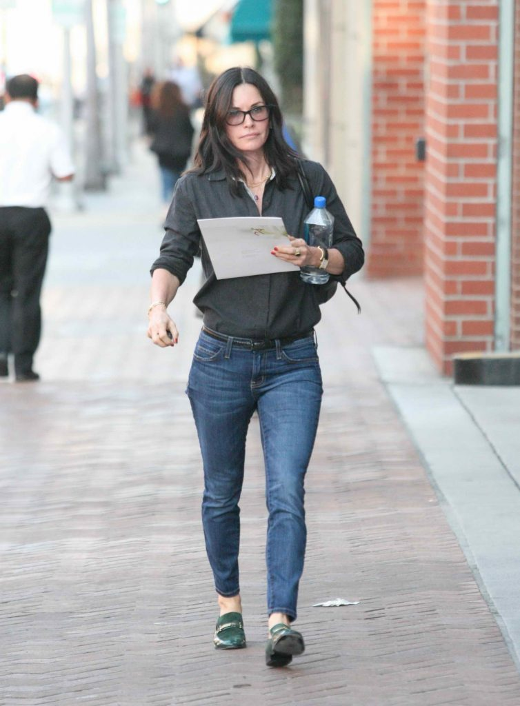 Courteney Cox Was Spotted in Beverly Hills-1