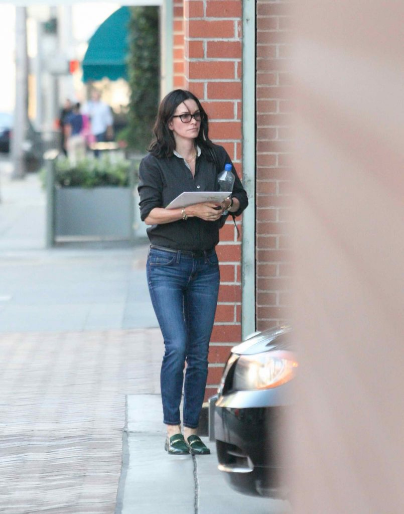Courteney Cox Was Spotted in Beverly Hills-2