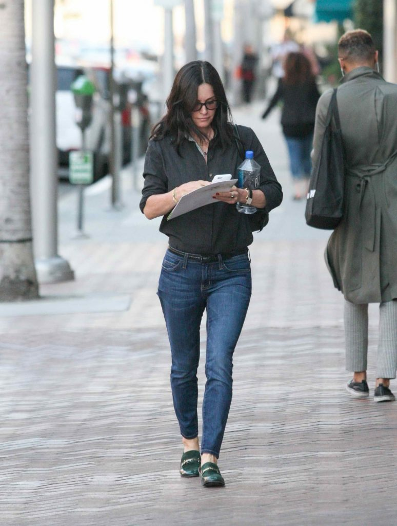 Courteney Cox Was Spotted in Beverly Hills-3