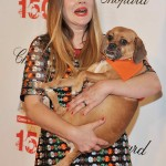 Drew Barrymore at The 19th Annual ASPCA Bergh Ball at The Plaza Hotel in New York