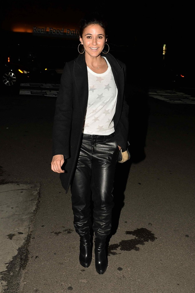 Emmanuelle Chriqui Leaves a Club in West Hollywood-1