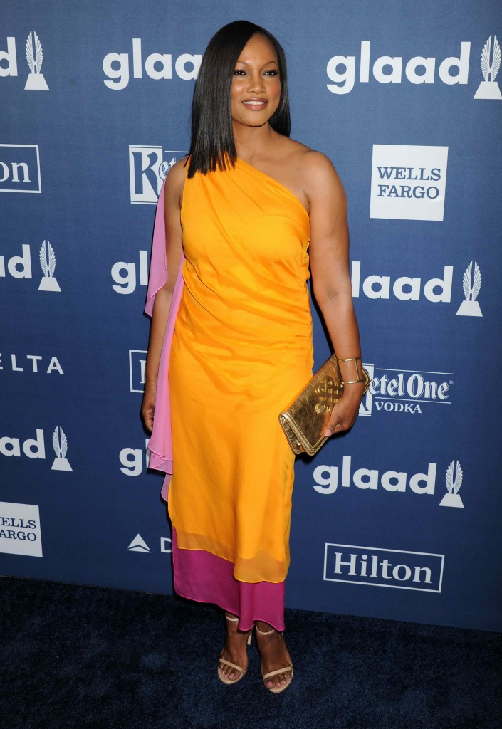 Garcelle Beauvais at 27th Annual GLAAD Media Awards in Beverly Hills-1