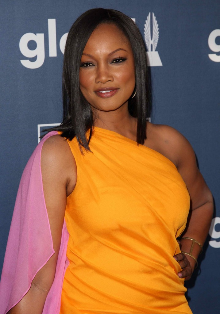 Garcelle Beauvais at 27th Annual GLAAD Media Awards in Beverly Hills-4