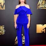 Holland Roden at 2016 MTV Movie Awards in Burbank