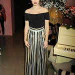 Holland Roden at Alice + Olivia by Stacey Bendet and Neiman Marcus See-Now-Buy-Now Runway Show in LA