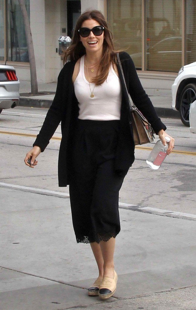 Jessica Biel Out in Los Angeles-1