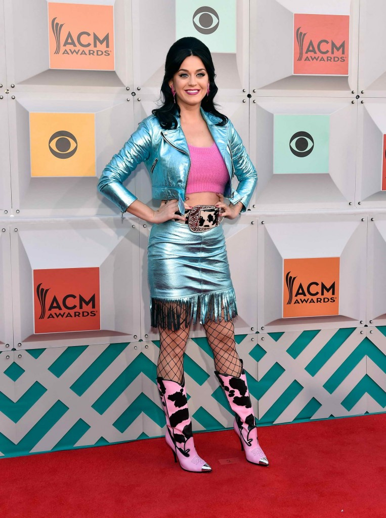 Katy Perry at 51st Academy of Country Music Awards in Las Vegas-1