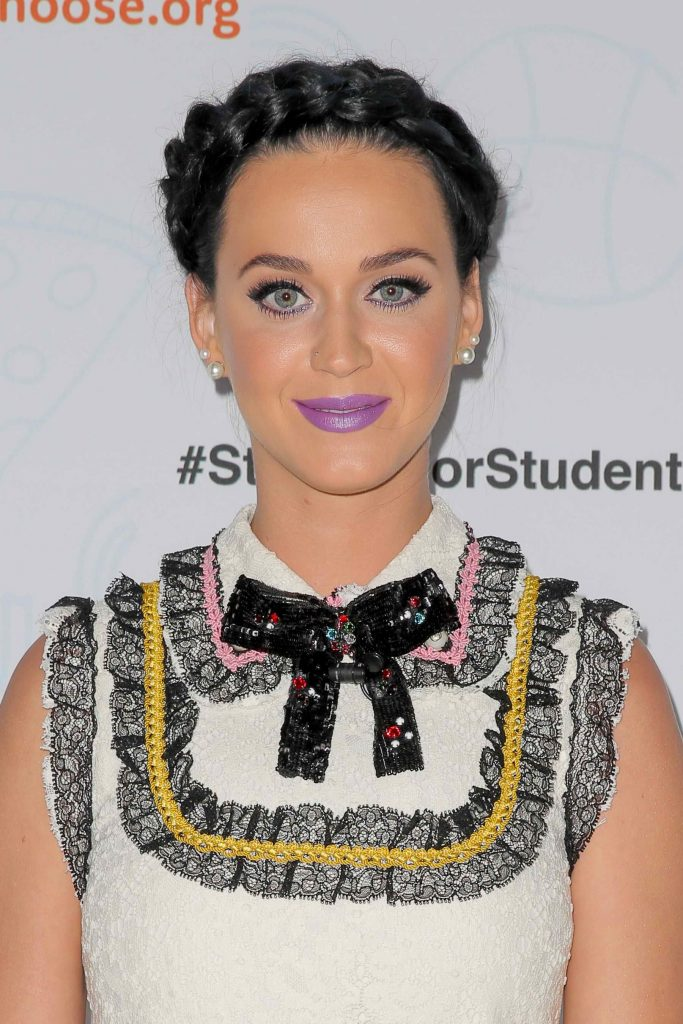 Katy Perry at the Make More Happen Photocall in Los Angeles-1