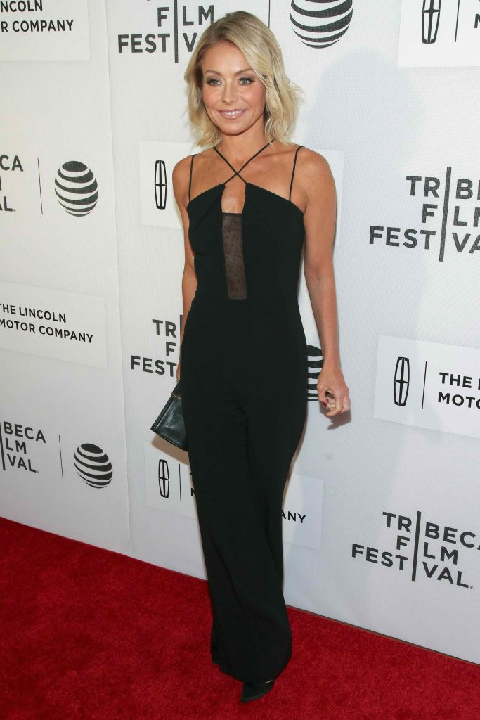 Kelly Ripa at the Custody Premiere During the Tribeca Film Festival in New York City-1