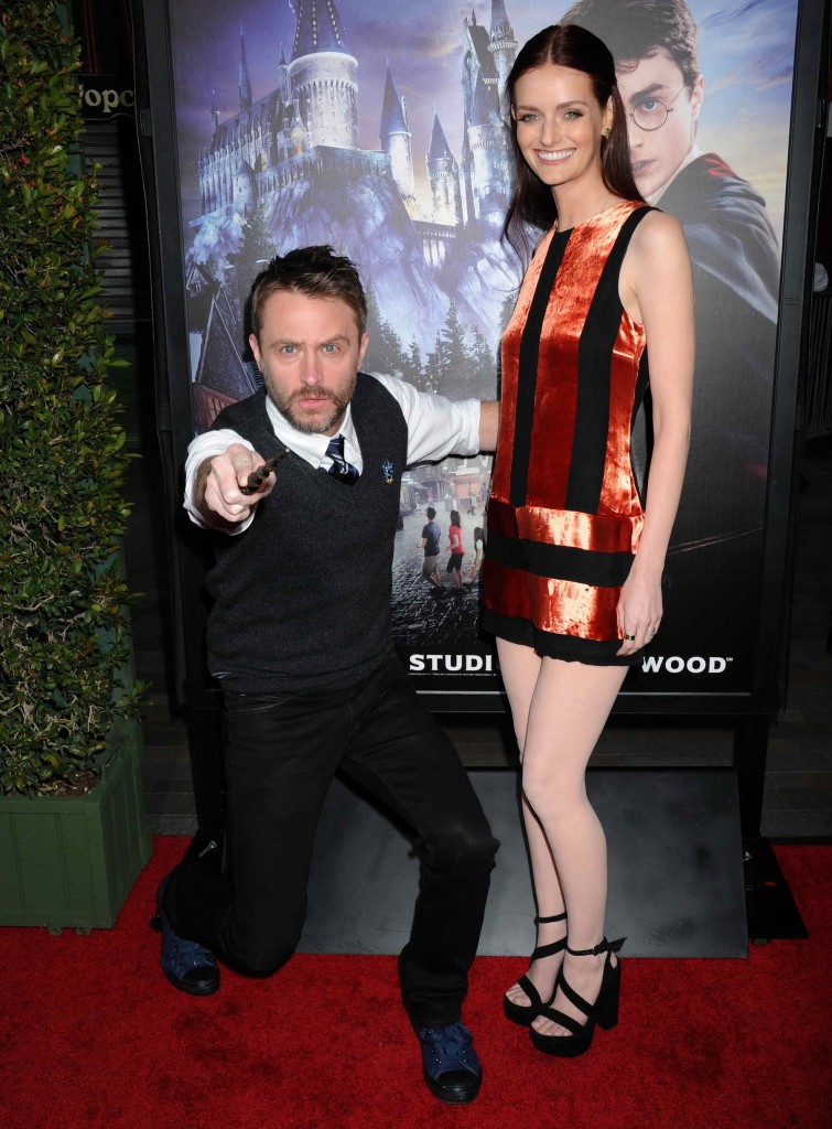 Lydia Hearst at Opening of The Wizarding World Of Harry Potter in Hollywood-1