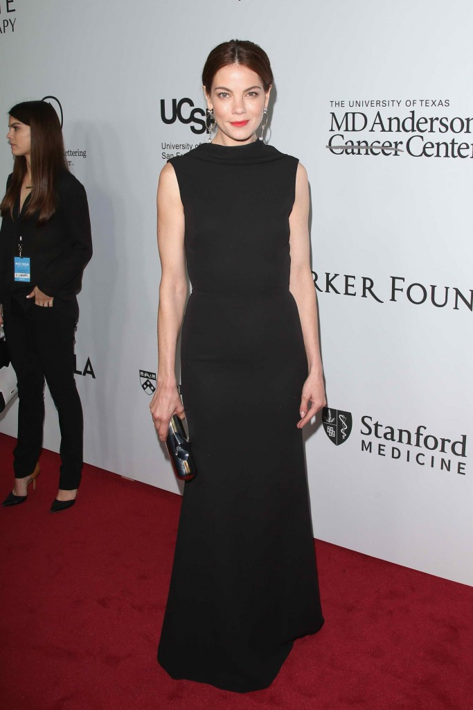 Michelle Monaghan at The Parker Institute For Cancer Immunotherapy Launch Gala in LA-1
