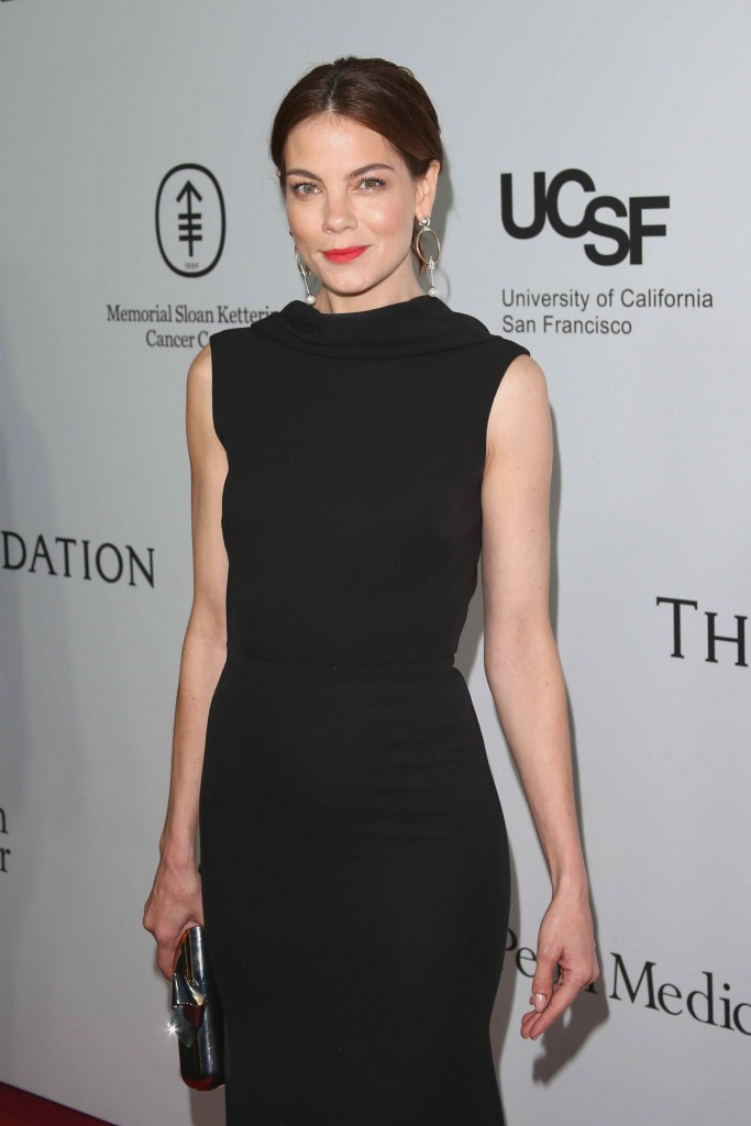 Michelle Monaghan at The Parker Institute For Cancer Immunotherapy Launch Gala in LA-2
