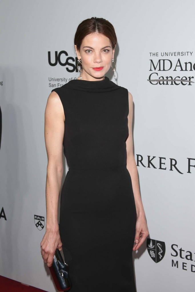 Michelle Monaghan at The Parker Institute For Cancer Immunotherapy Launch Gala in LA-3