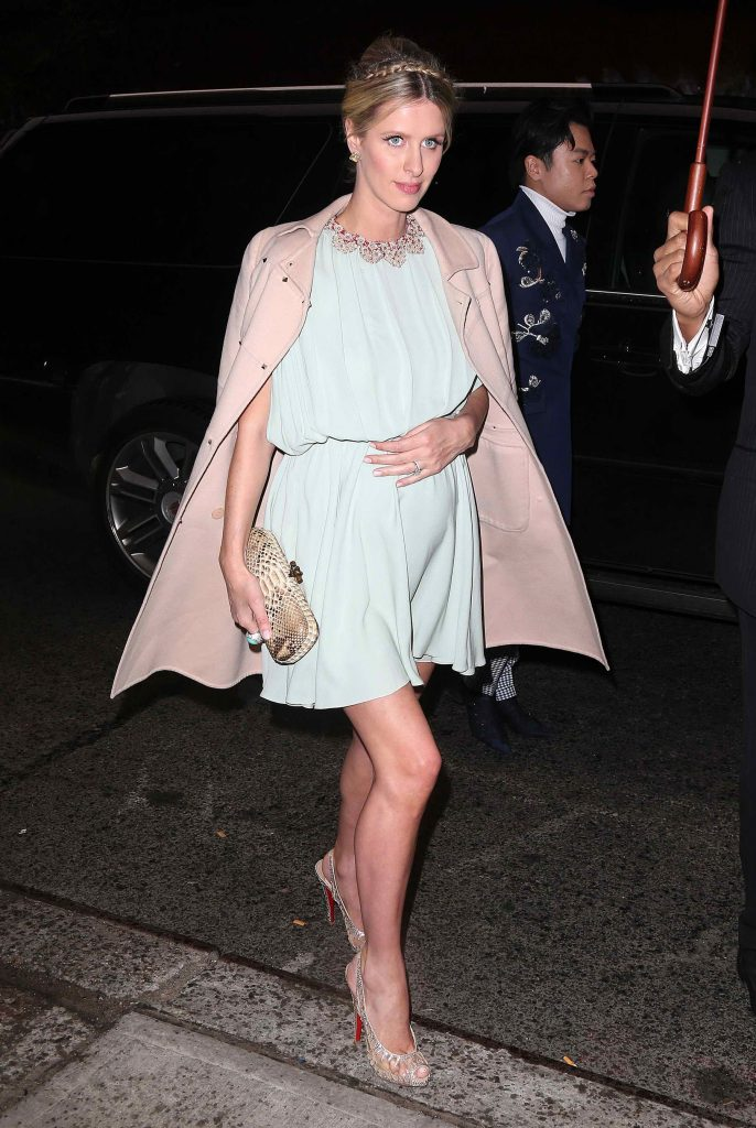 Nicky Hilton at the Mother's Day Screening in New York-1