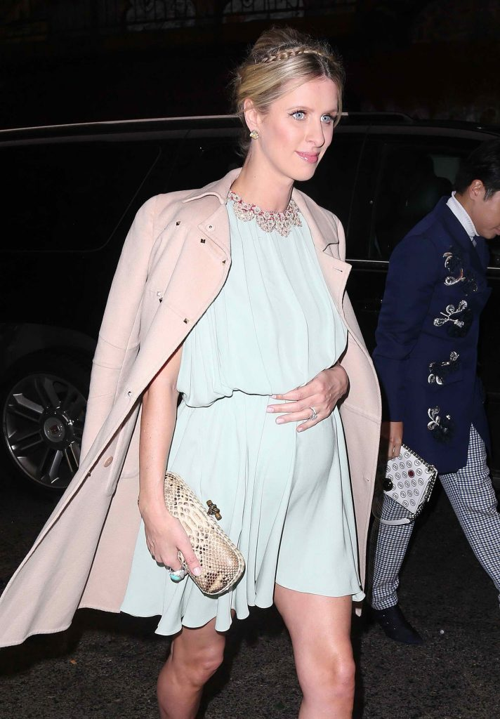Nicky Hilton at the Mother's Day Screening in New York-3