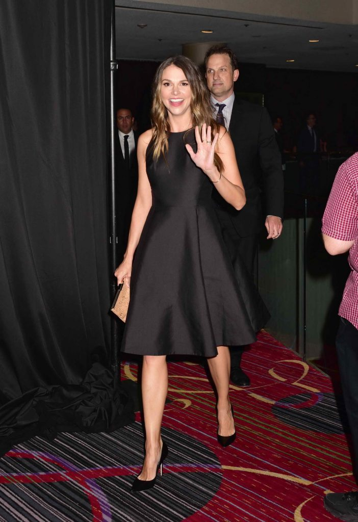 Sutton Foster at The Actors Fund 2016 Gala in New York City-1