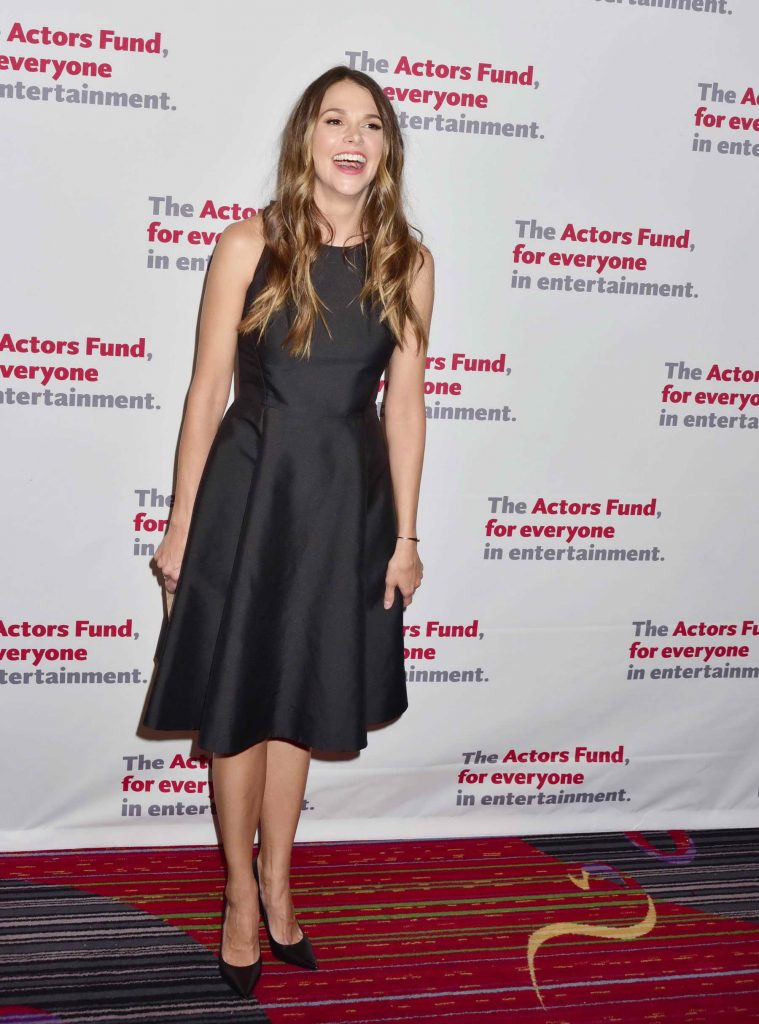 Sutton Foster at The Actors Fund 2016 Gala in New York City-2