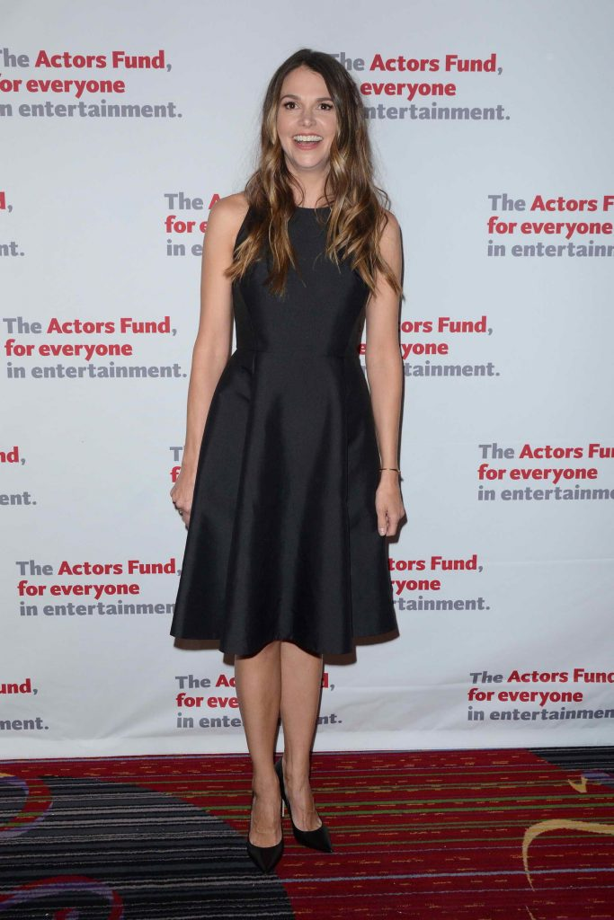 Sutton Foster at The Actors Fund 2016 Gala in New York City-3