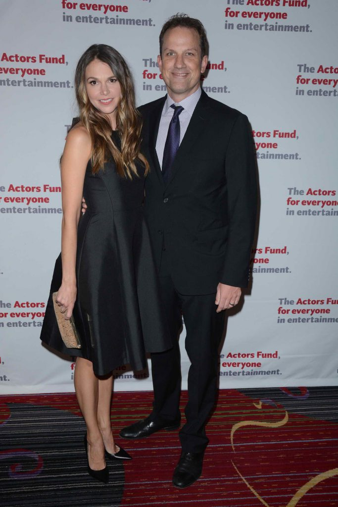 Sutton Foster at The Actors Fund 2016 Gala in New York City-4