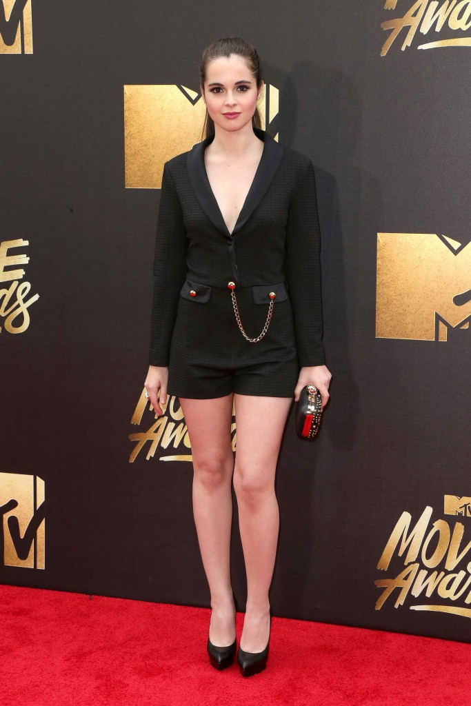 Vanessa Marano at 2016 MTV Movie Awards in Burbank-1