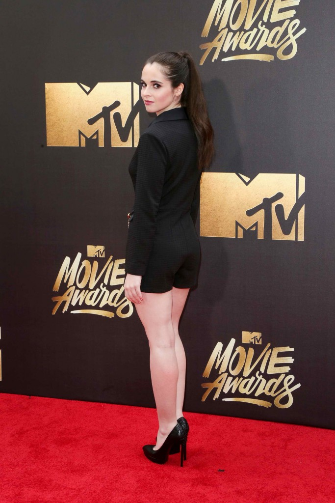 Vanessa Marano at 2016 MTV Movie Awards in Burbank-2