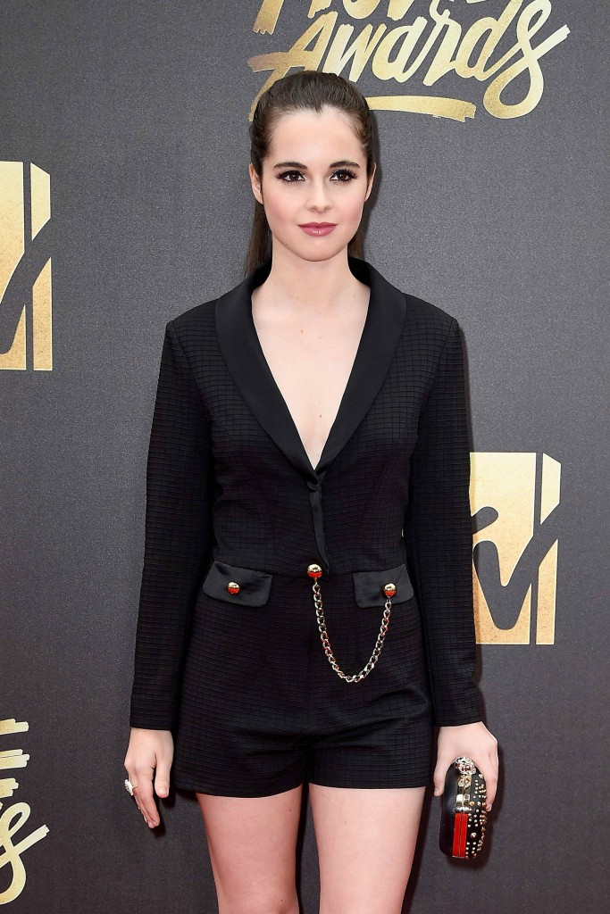 Vanessa Marano at 2016 MTV Movie Awards in Burbank-3