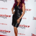 Vivica A. Fox at the Barbershop: The Next Cut Premiere in Hollywood