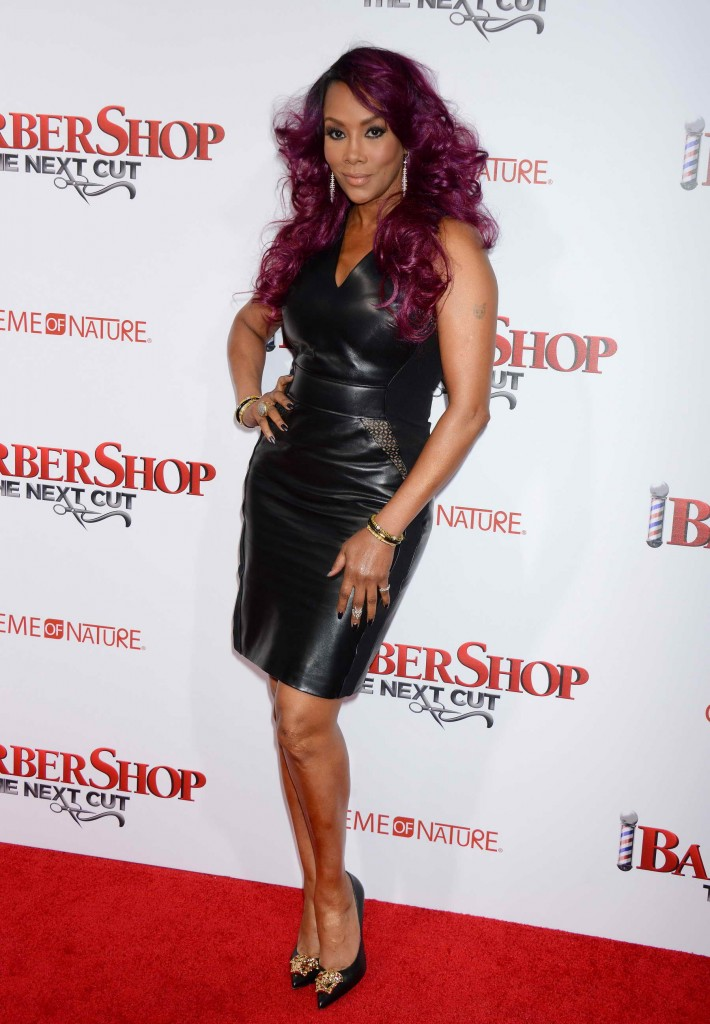 Vivica A. Fox at the Barbershop: The Next Cut Premiere in Hollywood-1