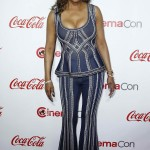 Vivica A. Fox at the CinemaCon Big Screen Achievement Awards in Las Vegas