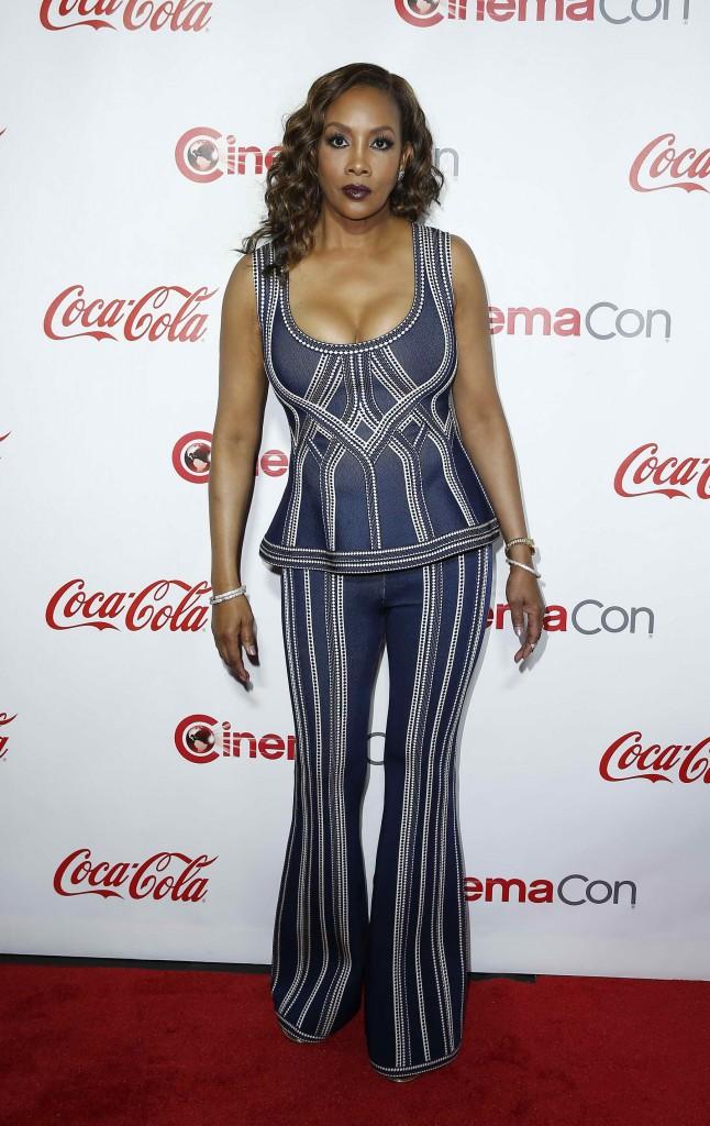 Vivica A. Fox at the CinemaCon Big Screen Achievement Awards in Las Vegas-1