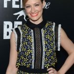 Beth Behrs at the Feed The Beast Premiere Screening in New York