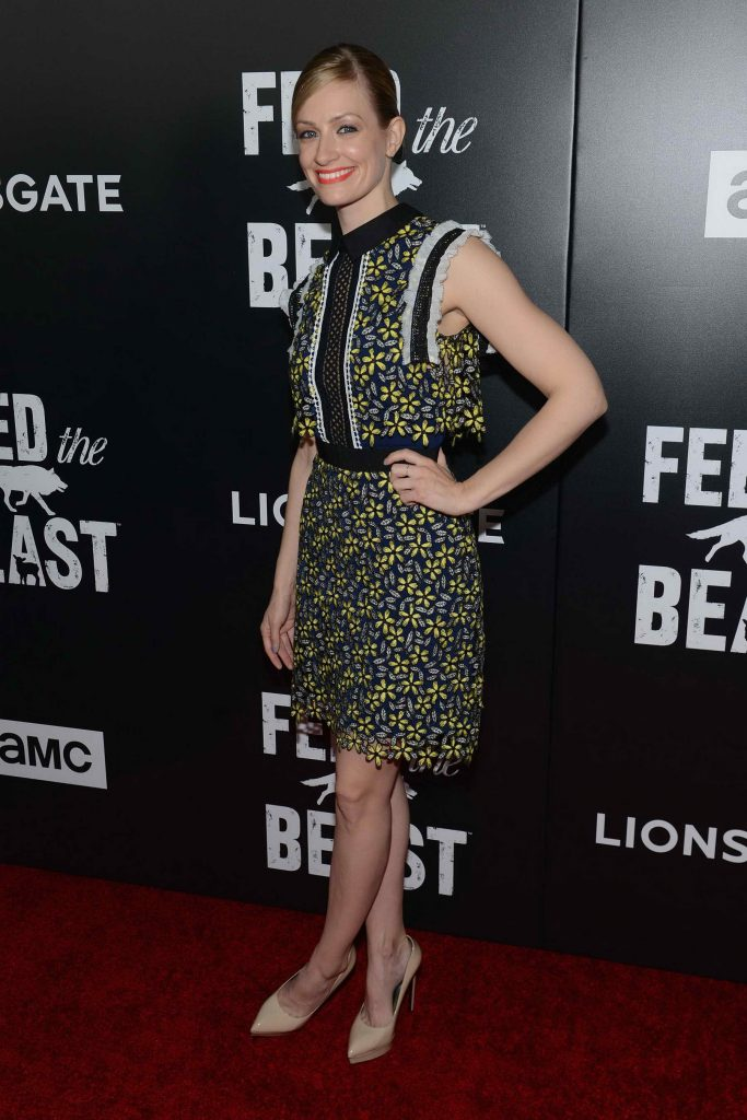 Beth Behrs at the Feed The Beast Premiere Screening in New York-2