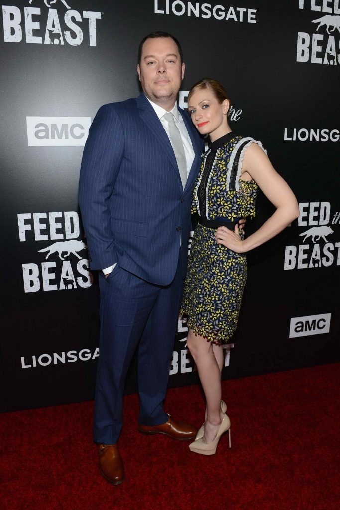 Beth Behrs at the Feed The Beast Premiere Screening in New York-4