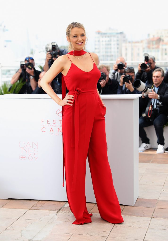 Blake Lively at the Cafe Society Photocall During the 69th Annual Cannes Film Festival-2