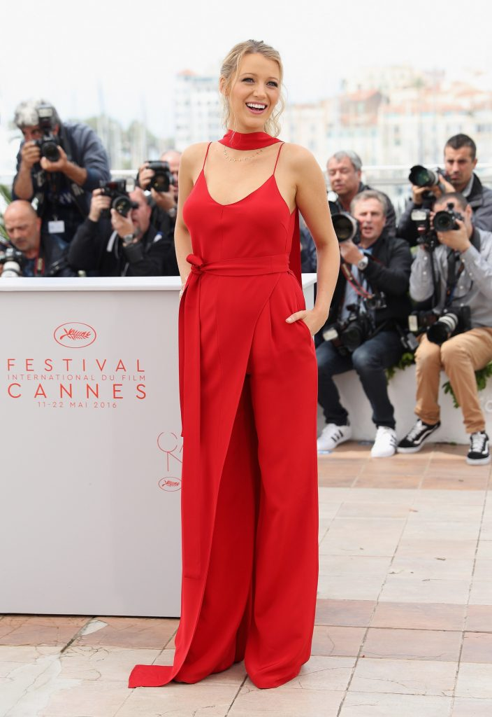 Blake Lively at the Cafe Society Photocall During the 69th Annual Cannes Film Festival-3