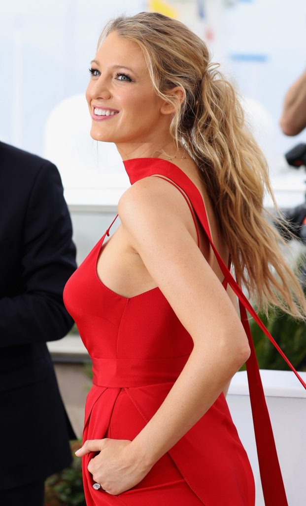Blake Lively at the Cafe Society Photocall During the 69th Annual Cannes Film Festival-4
