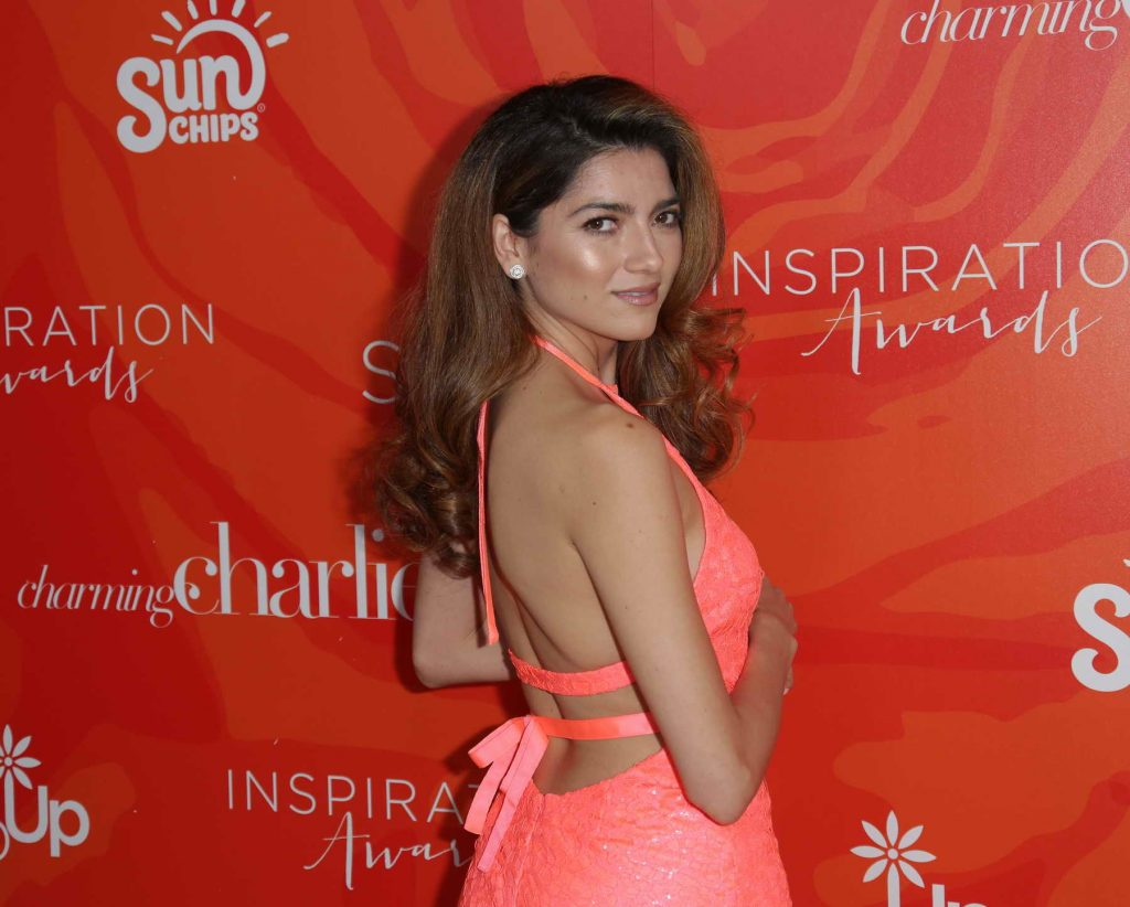 Blanca Blanco at the 13th Annual Inspiration Awards to Benefit STEP UP in Beverly Hills-4