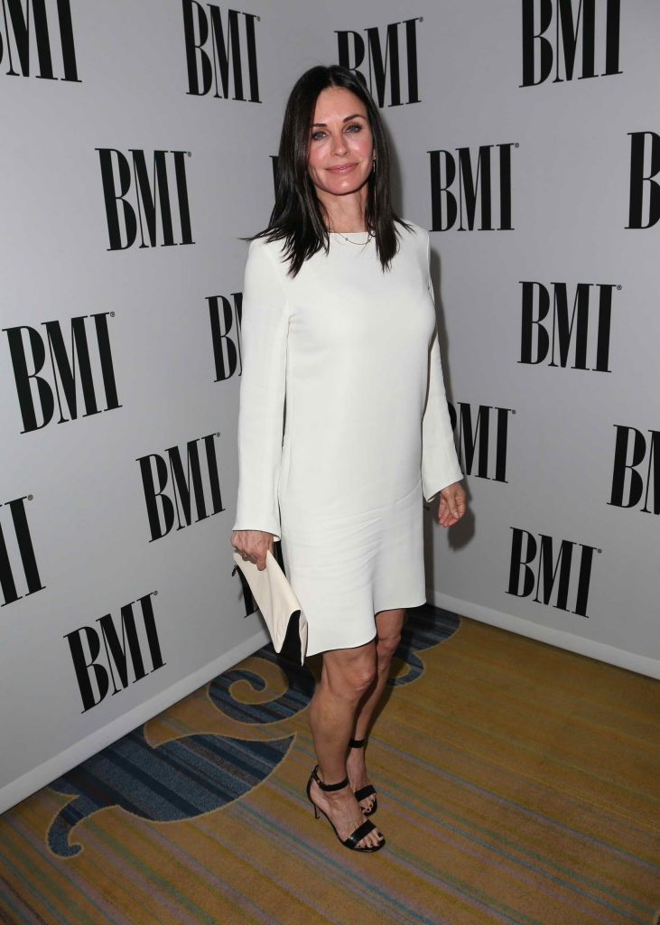 Courteney Cox at the 64th Annual BMI Pop Awards in Beverly Hills-1