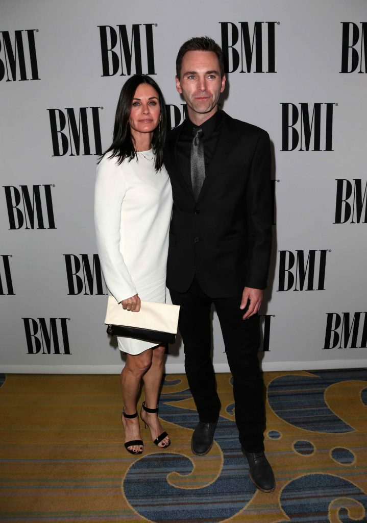 Courteney Cox at the 64th Annual BMI Pop Awards in Beverly Hills-2