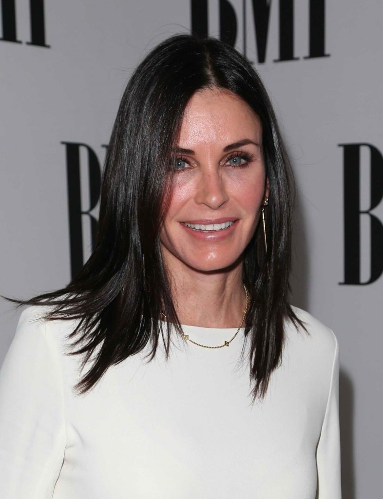 Courteney Cox at the 64th Annual BMI Pop Awards in Beverly Hills-3
