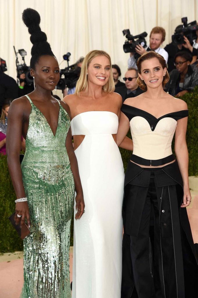 Emma Watson at the Costume Institute Gala at the Metropolitan Museum of Art in New York City-5