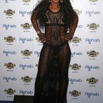 Faith Stowers at Rehab Beach Club in Las Vegas