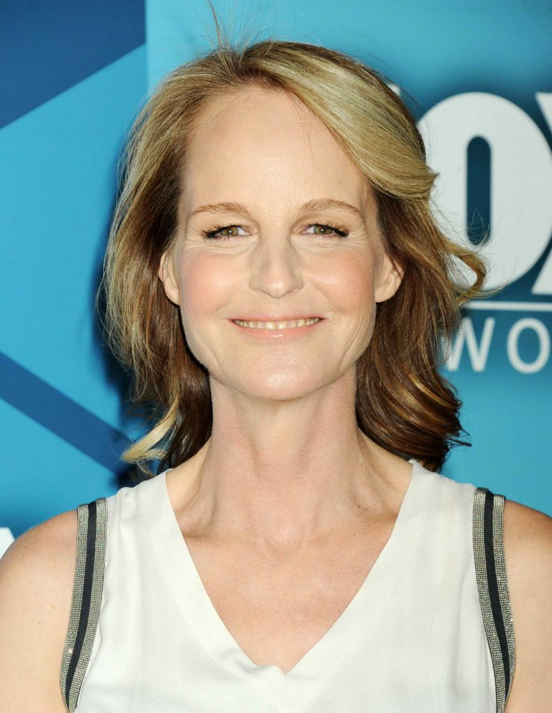 Helen Hunt at the Fox Network 2016 Upfront Presentation in New York-1