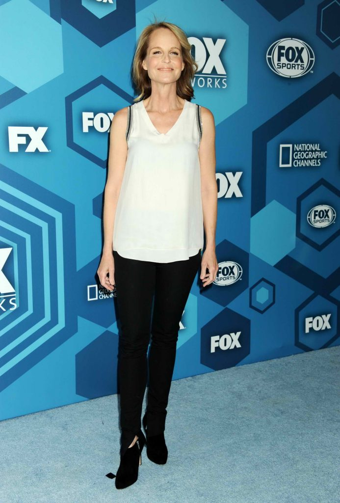 Helen Hunt at the Fox Network 2016 Upfront Presentation in New York-2
